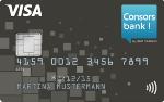 Kreditkarte der Consors-Bank