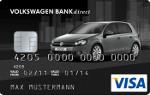 Volkswagen-Bank-Kreditkarte