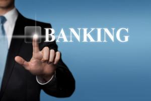 touchscreen - banking