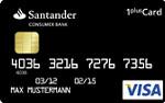 Santander-Kreditkarte